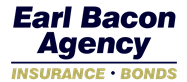 the Earl Bacon Agency logo